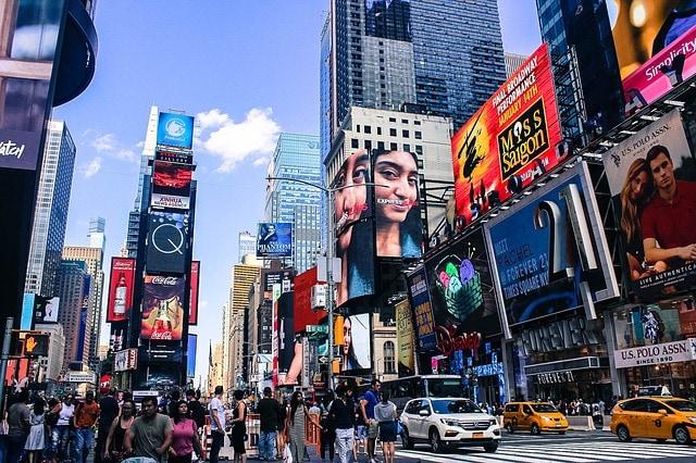 Vuelo mas hotel a Nueva York desde 624€