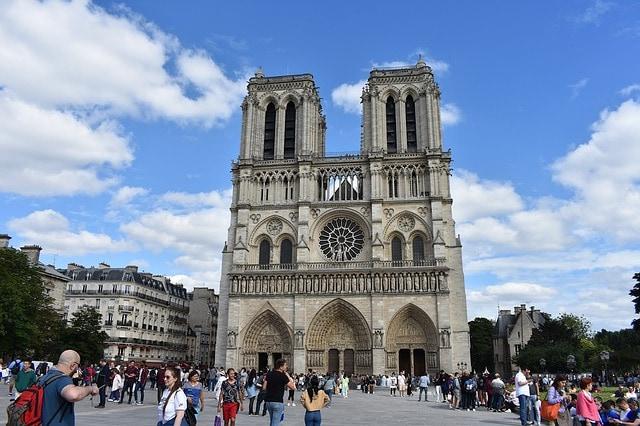 Paris France Architecture Landmark