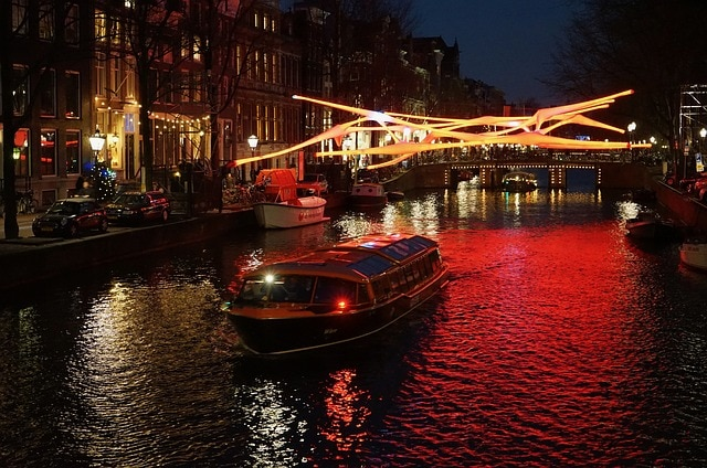 Amsterdam Canals Holland