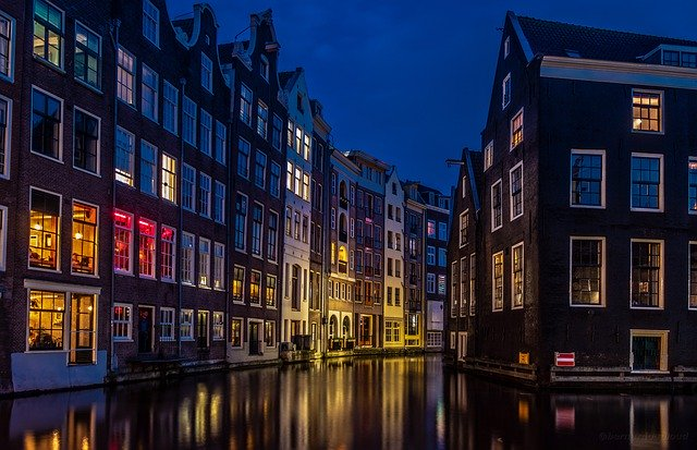 Amsterdam River City Europe