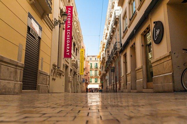 Malaga Spain Andalusia Marbella