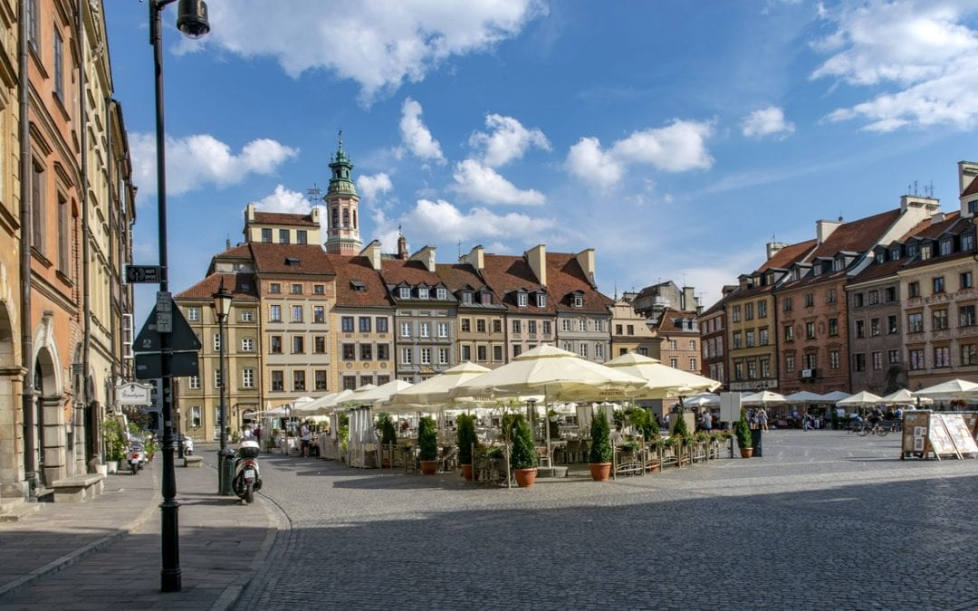 Varsovia y Breslavia 7 noches
