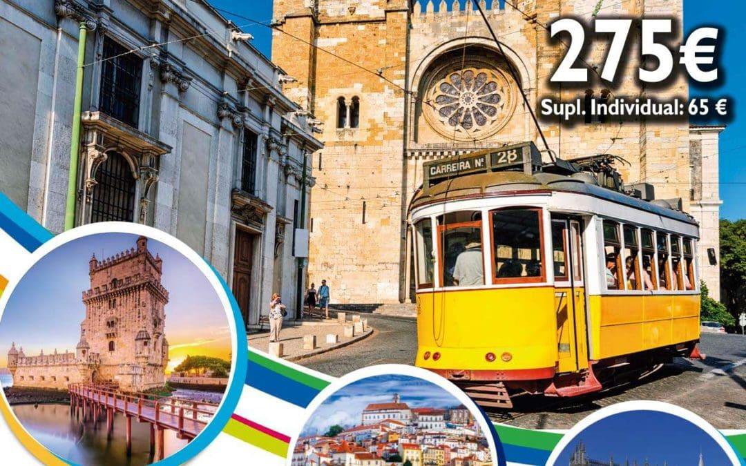 Portugal Monumental en Semana Santa