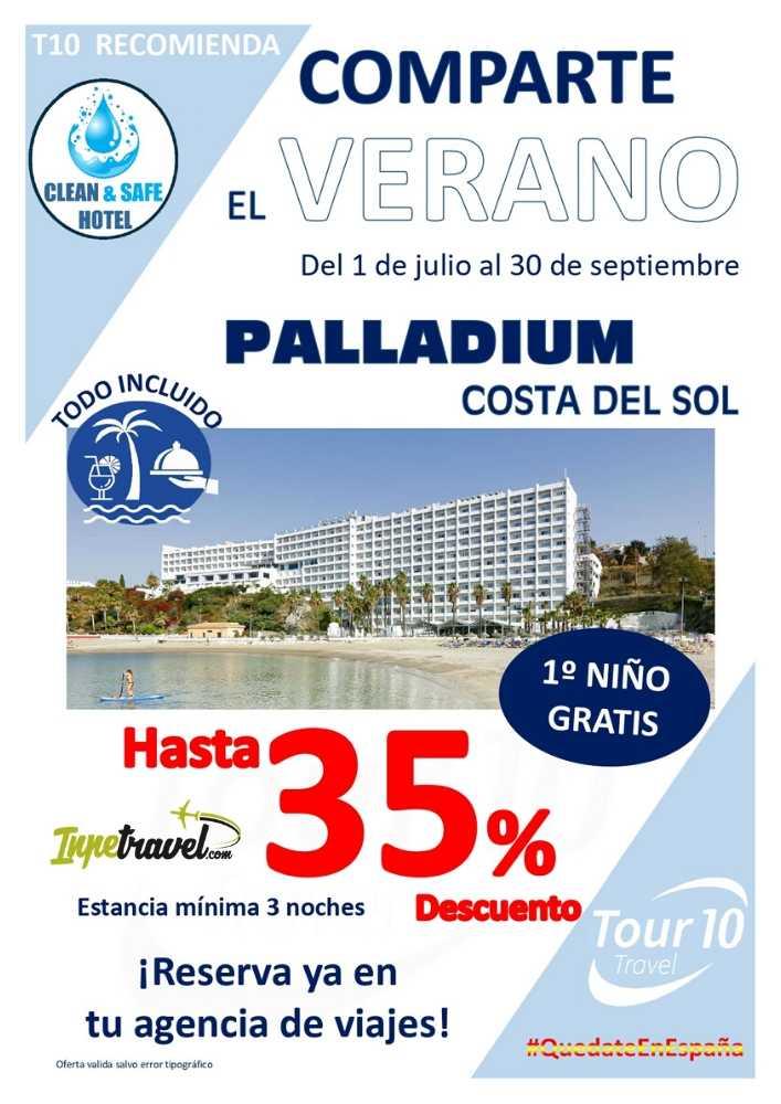 Oferta PostCovid Palladium Costa del Sol