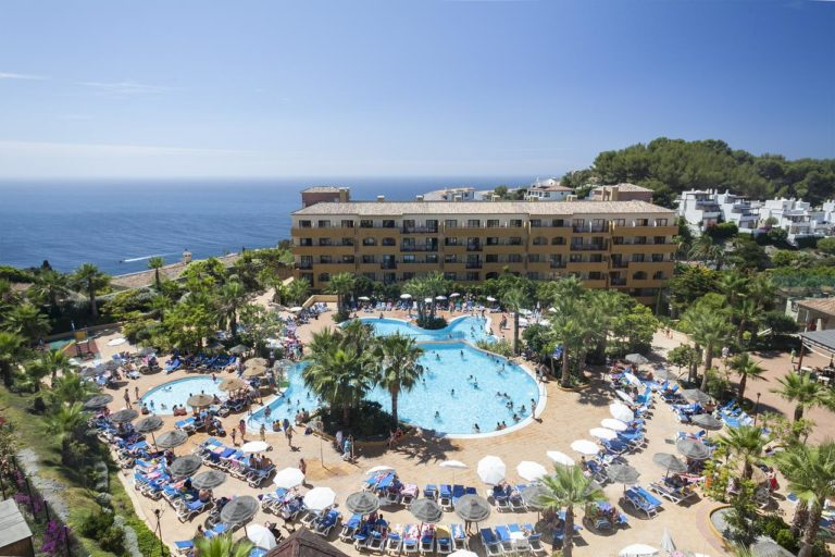 hotel best alcazar costa tropical