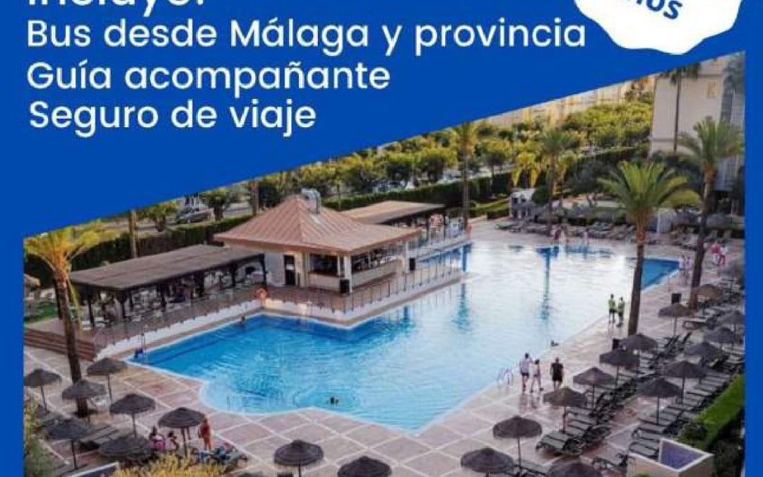 Ohtels Islantilla oferta mayores 60 años salida desde Málaga