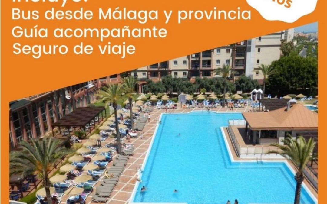 Ohtels Islantilla oferta mayores 60 años salida desde Málaga final de Mayo