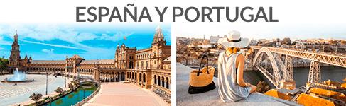 oferta viajes españa y portugal
